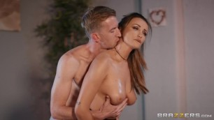 Brazzers Alyssia Kent Rub Me The Right Way Best Ass Ever