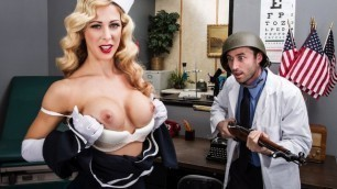 Brazzers - America's Secret Sweetheart  With The Nurse Cherie Deville