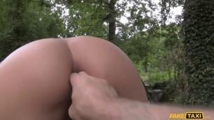 Faketaxi Julia De Lucia Appealing Cheerleader With Great Boobs And Hot Butt Aubrey Black In My First Sex Teacher