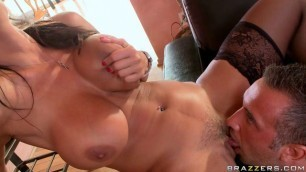 Lisa Ann Naked Therapy Moms Sucking Dick Brazzers