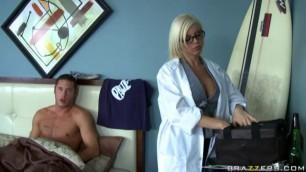 Brazzers Big Nurse Adventure Britney Amber