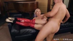 Sexy Slut Jessa Rhodes Lovely In Latex Babygotboobs Brazzers
