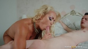 Brazzers Rebecca Jane Smyth Turning On His Girlfriends Mom Horny Milf Hottest Milf