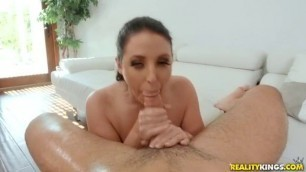 Reality Kings Big Naturals Angela White Pussy Hungry Softcore 69