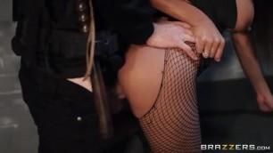 Brazzers Banged Behind Bars Cum In Sister Stepmom Sex