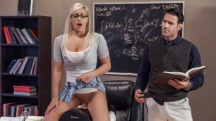Brazzers - Math Can Be Stimulating With Kylie Page