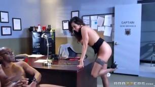 Brazzers Ariella Ferrera Milf Squad Vegas Youre Off The Case Ferrera Milfs With A Detective Reluctant Massage