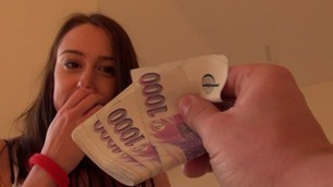 Mofos - Teen Gets Fucked for Cash