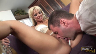 Reality Gang Rhylee Richards 1 Wet Pussy Cuming